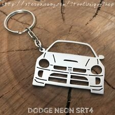 Dodge Neon SRT4 Keychain