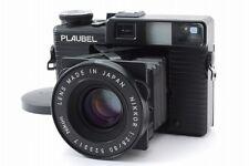 Exc+++++ Plaubel Makina 670 camera W/NIKON NIKOOR F2.8 80mm lens From Japan #193