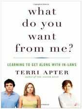 What Do You Want from Me?: Learning to Get Along w