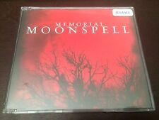 Moonspell Memorial CD Promotional Copy SPV Steamhammer 80000962 Made in Germany