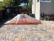 BIG AGNES  THREE ISLAND UL 4 Tent Grey/Orange Black One Size