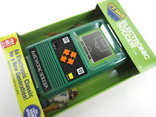 Electronic SOCCER classic1970's handheld pocket travel portable video game