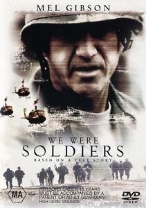 We Were Soldiers : Mel Gibson : NEW DVD