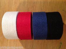 Handlebar tape bike VELOX cotton Tressorex retro vintage blue red brown white