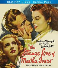 The Strange Love of Martha Ivers - Blu-Ray + DVD Combo Pack
