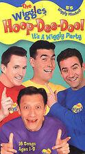 The Wiggles - Hoop-Dee-Doo (VHS, 2002)