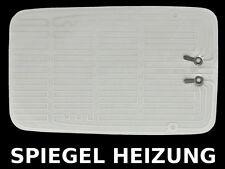 Spiegelheizung Heizmatte Heizplatte Heizelement 156mm x 96mm 12V + GRATIS!