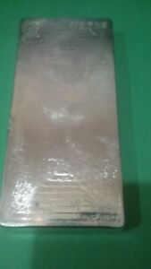 Kilo Tin Bullion Bar
