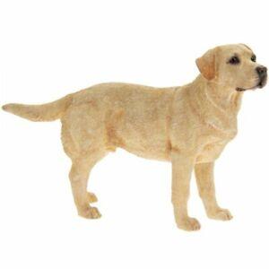 Golden Labrador Dog Ornament Figurine Gift Boxed