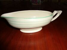 Myott Son & Co England H.W.83 Hand Painted Gravy Or Sauce Boat