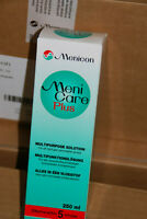 MENICON MENI CARE PLUS HARTE KONTAKTLINSEN 250 ML MULTIFUNKTIONSLÖSUNG MHD 08/21