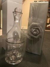 Z Gallerie - (New) Decanter and Shot Set (Qty. 40)