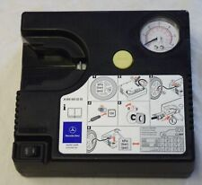 GENUINE MERCEDES TYRE PUNCTURE REPAIR PUMP MOBILITY COMPRESSOR INFLATOR NEW