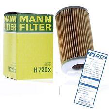 MANN-FILTER Ölfilter Oelfilter Oil Filter