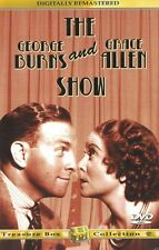 The George Burns & Grace Allen Show 90 Min DVD in B&W Digitally Remastered