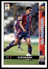 Mundicromo Las fichas de la Liga 98 99 Giovanni Barcelona No. 17