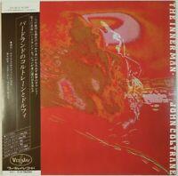 John Coltrane The Inner Man Vee Jay Records UXP-88-JY OBI JAPAN VINYL LP JAZZ