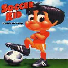 Soccer Kid - Feets Of Fury (PC-Dos, CD-Rom, Jewel Case) BRAND NEW FACTORY SEALED