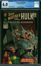 Tales to Astonish #86 CGC 6.0 -- 1966 -- Krang. Boomerang. #2008174018