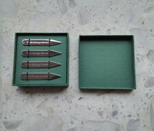 Camisa cuello larguerillos de Acero Inoxidable 4/verde lujo permanece-caja de presentación