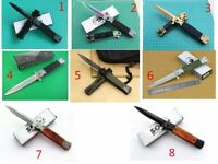 SOG Assisted Opening Folding Pocket EDC Knife Saber Tactical Camping Blade Gift