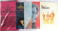 SEX CRIMINALS (5) Issue Run #11 12 13 14 15 iMAGE 1st print comic set Lot