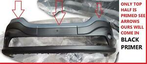 RENAULT TRAFIC 2014 - 2018 FRONT BUMPER PART PRIMED SEE IMAGE AS 2 VARIATIONS