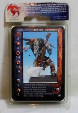 Rackham Confrontation Wolfen Lonewolf #1 Miniature Unused Sealed