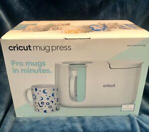 Cricut Mug Press - Brand New in Sealed Box - Worldwide Shipping