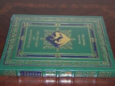Easton Press SLEEPING BEAUTY & OTHER FAIRY TALES Quiller-Couch - mint / sealed