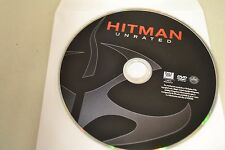 Hitman (DVD, 2009, Unrated; Widescreen)Disc Only Free Shipping 5-201