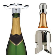 EG_ Vacuum Sealed Sparkling Champagne Wine Bottle Saver Stopper Cap Sealer Tool