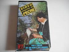 VHS K7/ CASSETTE VIDEO - PECHE A L'ANGLAISE N° 7 - J. DESQUE & S. DODSWORTH