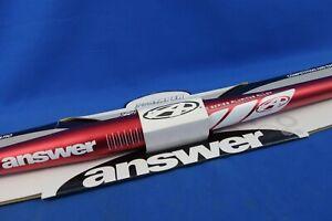 New Answer ProTaper XC Trail MTB Bike Handlebar - 685mm Width x 31.8mm