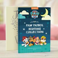 Personalised Paw Patrol Bedtime Stories Collection Nickelodeon Child Story Book