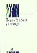 Español de la ciencia y la tecnología. ENVÍO URGENTE (ESPAÑA)