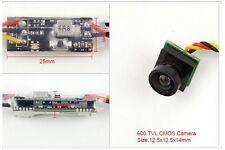 600TVL Camera Transmitter Elite Micro Cam 25mw 5.8ghz 16ch Micro FPV