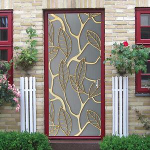 Door, Wall or Fridge STICKER - Ancient Egyptian Forest 3D Murals Decals Cover