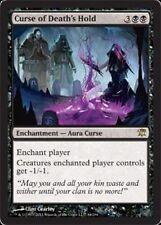 Curse of Death's Hold -NM- Black Rare Innistrad MtG Magic Cards