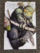 Teenage Mutant Ninja Turtles #97 Double Midnight Comics Bishop Cover