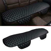 1 Piece Black&White PU Leather Car Seat Cover Cushions For Interior Accessories