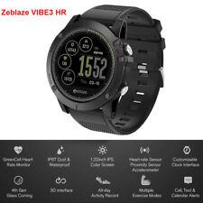 Zeblaze VIBE Smart Watch Sport GPS Color Display Smart Bracelet for Android iOS