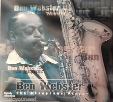 Ben Webster - The Saxophone Player (CD 2001 Pack) Made in UK/EU [Digipak] MINT