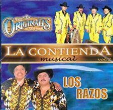Los Origianles de San Juan y Los Razos La Contienda Musical Vol 2   CD New Nuevo