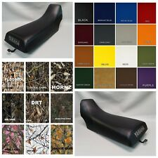 Yamaha BANSHEE Seat Cover YFZ350    in 25 COLORS & PATTERNS   (ST)