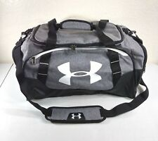Under Armour Undeniable 3.0 Duffle, Graphite 041/White, Small