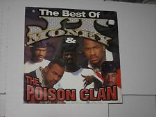 33 rpm.JT MONEY & THE POISON CLAN best of(dbl alb.)LIL JOE XR 244-1 niceSEE PICS