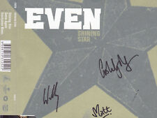 EVEN Shining Star CD Single - Autographed