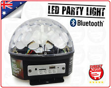 LED Party Light  LED Ball MP3 Speaker Speed Control & Sound Activated VS26B+