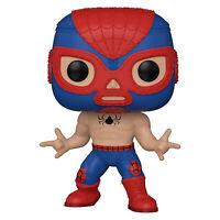 Funko Marvel Lucha Libre POP El Aracno Spider-Man Vinyl Figure NEW IN STOCK